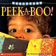 Cover of: Peek-a-boo! | Roberta Grobel Intrater