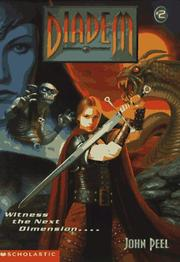 Cover of: Book of Signs (Diadem: A Fantasy Mystery, No. 2)