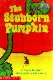 Cover of: The stubborn pumpkin
