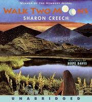 Cover of: Walk Two Moons CD