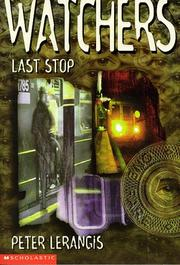 Cover of: Last Stop (Watchers, No. 1)