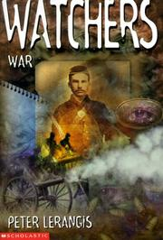 Cover of: Watchers #4: War (Watchers)