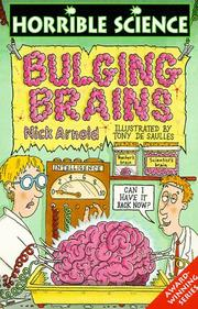 Cover of: Bulging Brains (Horrible Science)