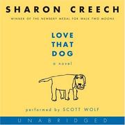 Cover of: Love That Dog CD
