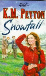 Cover of: Snowfall (Point - Original Fiction)