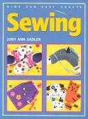 Cover of: Sewing