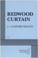Cover of: Redwood curtain | Lanford Wilson