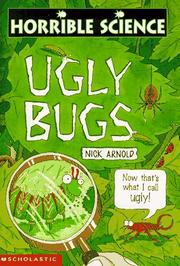Cover of: Ugly Bugs (Horrible Science)