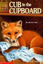 Cub in the Cupboard (Animal Ark Series #8)