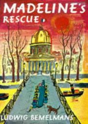 Cover of: MADELINE'S RESCUE