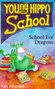 Cover of: School for Dragons (Young Hippo School S.)