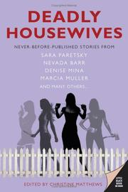 Cover of: Deadly housewives |