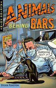 Cover of: Animals Behind Bars (Talking Point)