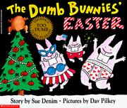 Cover of: Dumb Bunnies' Easter