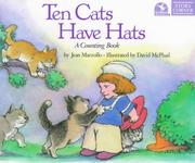 Cover of: Ten cats have hats: A counting book