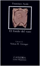 Cover of: El Fondo del vaso