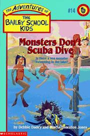 Cover of: Monsters Don't Scuba Dive