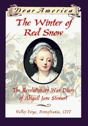 Cover of: The Winter of Red Snow