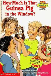 Cover of: How much is that guinea pig in the window?