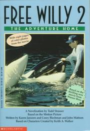 Cover of: Free Willy 2 | Jordan Horowitz