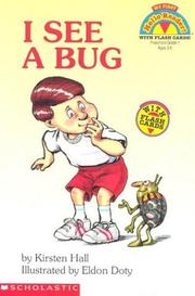 Cover of: I see a bug