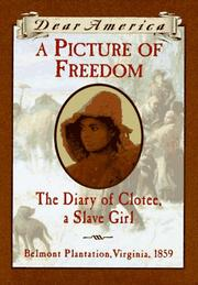 Cover of: A picture of Freedom