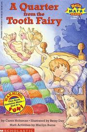 Cover of: A quarter from the Tooth Fairy