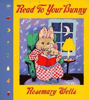Cover of: Read to Your Bunny