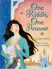 Cover of: One riddle, one answer