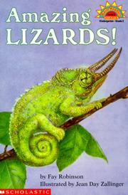 Amazing lizards!
