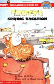 Cover of: Fluffy's spring vacation