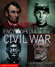 Cover of: Scholastic encyclopedia of the Civil War