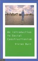 Cover of: An introduction to social constructionism | Vivien Burr
