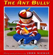 Cover of: The ant bully