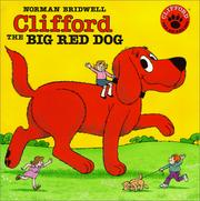 Cover of: Clifford the Big Red Dog | Norman Bridwell