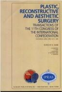Cover of: Plastic, reconstructive and aesthetic surgery |