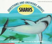 Cover of: Questions and answers about sharks | Ann McGovern