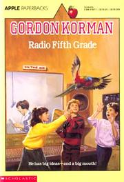 Cover of: Radio fifth grade