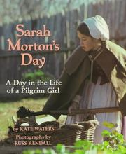 Cover of: Sarah Morton