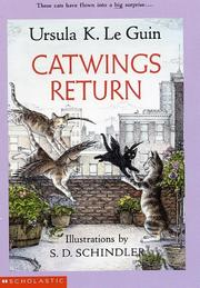 Cover of: Catwings Return (Catwings)