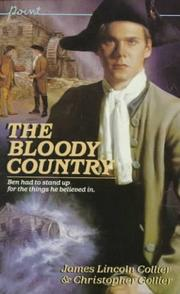 Cover of: The Bloody Country (Point)
