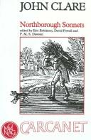 Cover of: Northborough sonnets