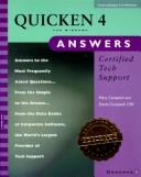 Cover of: Quicken 4 for Windows answers