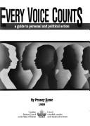 Cover of: Every voice counts