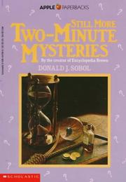Cover of: Still More Two-Minute Mysteries