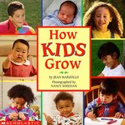 Cover of: How kids grow | Jean Little