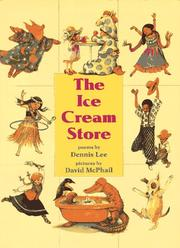 Cover of: The ice cream store