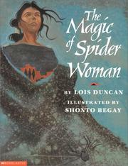 Cover of: Magic of Spider Woman