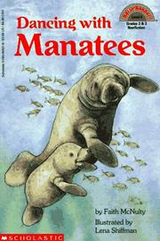 Cover of: Dancing with manatees