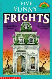 Cover of: Five funny frights | Judith Bauer Stamper